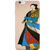 Geisha i-phone case iPhone Case/Skin