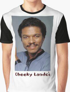 Cheeky Lando's Graphic T-Shirt