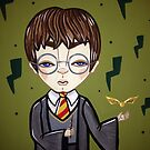 Young Potter by Stolensouljess