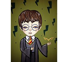 Young Potter Photographic Print
