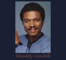Cheeky Lando's One Piece - Long Sleeve