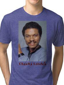 Cheeky Lando's Tri-blend T-Shirt