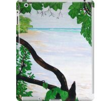 Jamaica i-pad case iPad Case/Skin