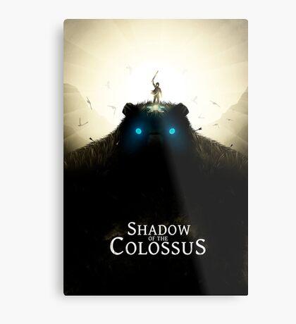 Colossus Metal Print