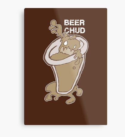 Beer C.H.U.D. Metal Print