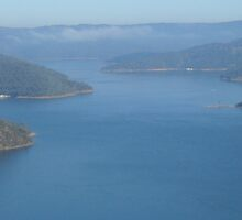 Lake Eildon by onedestiny17