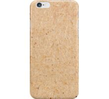Wood background iPhone Case/Skin