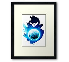 Corruption Framed Print