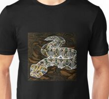 Gabby the Gaboon Viper Unisex T-Shirt