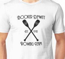 Booker DeWitt Rowing Team Unisex T-Shirt