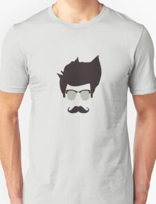 Cool moustache T-Shirt