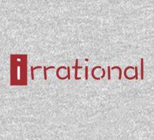 irrational - math design One Piece - Long Sleeve
