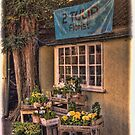 The Flower Shop by Nigel Bangert