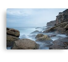 Coast Line Canvas Print