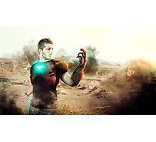 Iron...me? Photographic Print