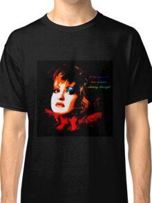 Cyndi Lauper True Colours Classic T-Shirt