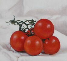 Tomatoes 2 by Rineke de Jong