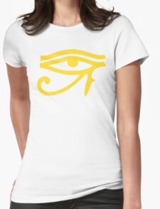 Horus Womens Fitted T-Shirt