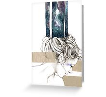 Universe Greeting Card