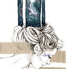 Universe · iPhone case by Elia Mervi