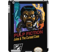 Pulp Fiction: 8 Bit Style iPad Case/Skin