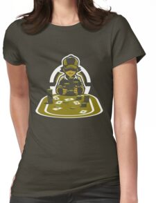 Pokerman Womens Fitted T-Shirt