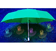 Umbrella Photographic Print