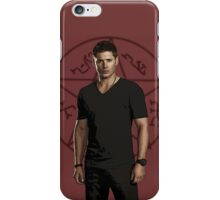 Dean Winchester Phone case iPhone Case/Skin