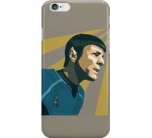 Spock Phone Case iPhone Case/Skin