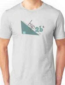 Hyp 2b(squared) - green Unisex T-Shirt