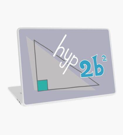 Hyp 2b(squared) - blue Laptop Skin