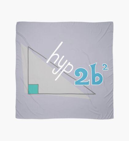 Hyp 2b(squared) - blue Scarf