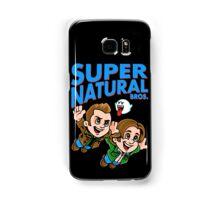 Super Natural Bros Samsung Galaxy Case/Skin
