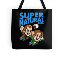 Super Natural Bros Tote Bag