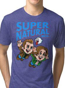 Super Natural Bros Tri-blend T-Shirt