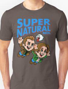 Super Natural Bros T-Shirt