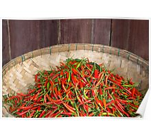 chillies Poster