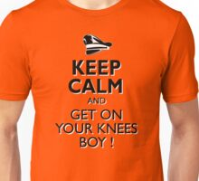 GMan KC Get on Your Knees Boy  Unisex T-Shirt