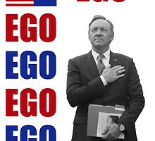 Frank Underwood - House of Cards by elektro