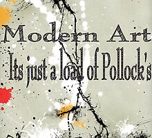 Modern Art by DPFranklin