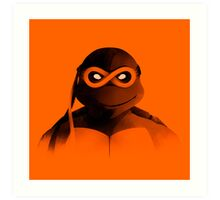 Mikey Forever Art Print