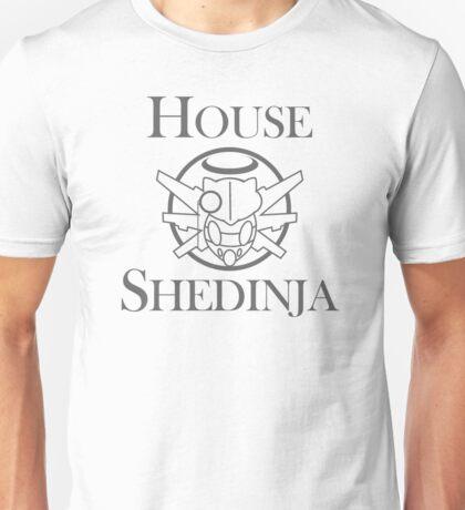 House Shedinja Pokemon Shirt Unisex T-Shirt
