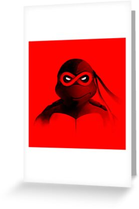 Raph Forever by Ian Wilding