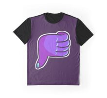 Thumbs Down Graphic T-Shirt