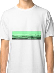 Verdant Hills Of The Tonto Classic T-Shirt