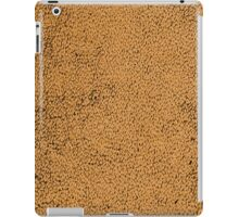 Natural brown leather iPad Case/Skin
