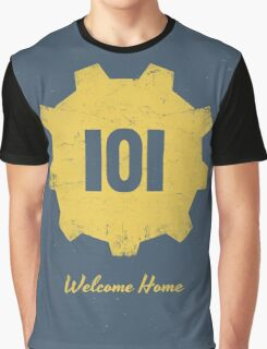 Welcome Home - 101 Graphic T-Shirt