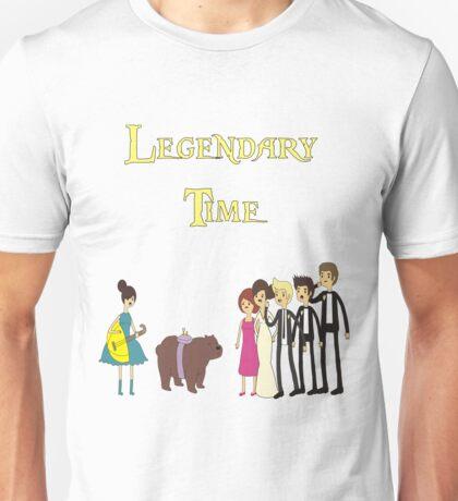 IT'SSSSS LEGENDARY TIME Unisex T-Shirt