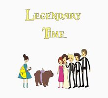 IT'SSSSS LEGENDARY TIME Unisex T-Shirt