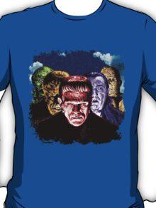 Classic Monsters COLOR POP! T-Shirt